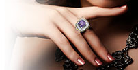 Gemstone Rings  Clinton
