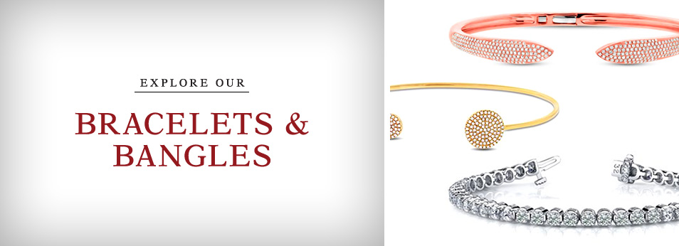 Bracelets & Bangles   Fine Jewelry   Lauray\'s the Diamond Center ...