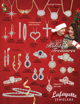 Holiday 2020 Treasures Flyer