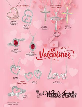 Valentines 2021 Flyer