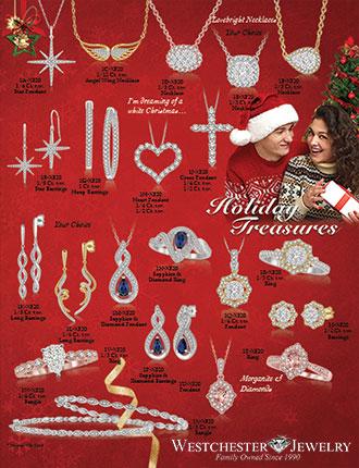 Holiday 2020 Treasures Flyer